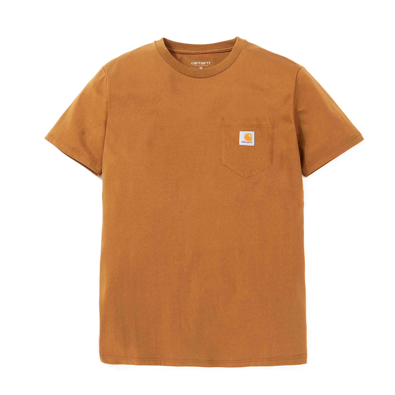 S/S Pocket Loose T-shirt
