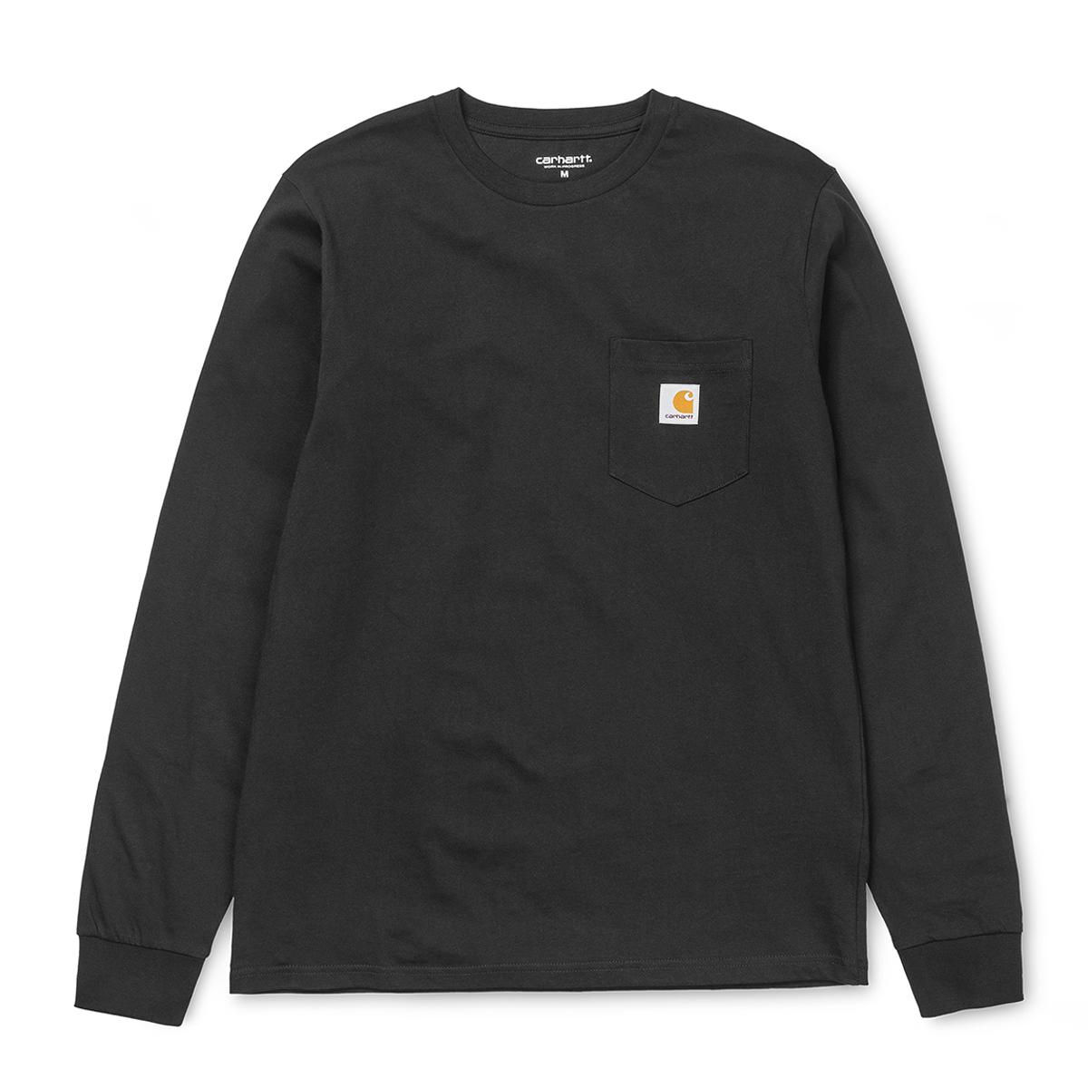 L/S Pocket Loose T-shirt