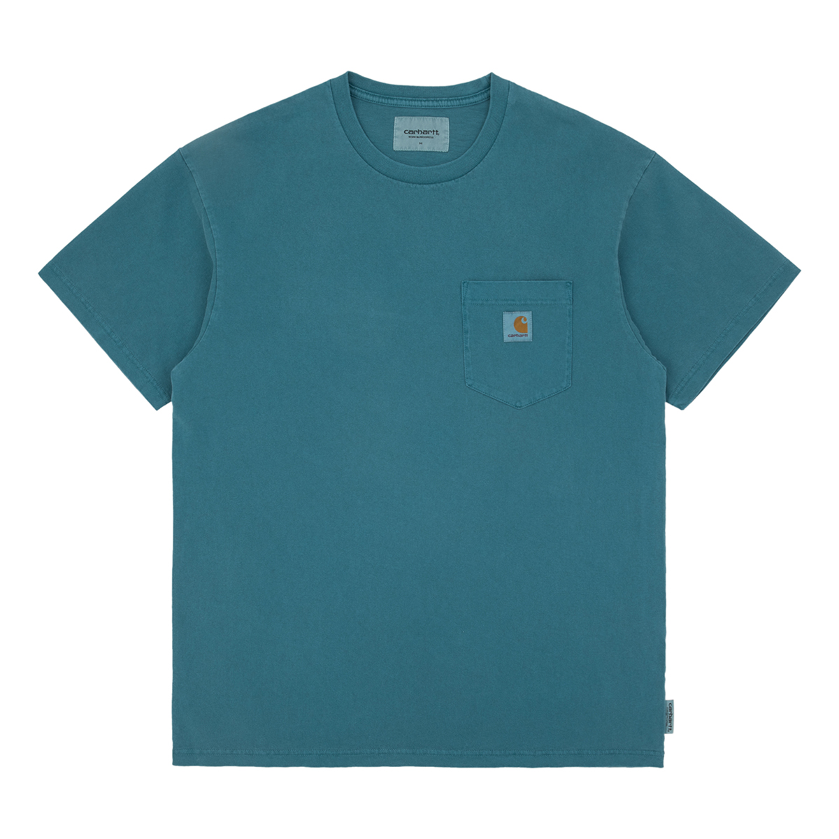 S/S Pocket Loose T-shirt (PD)