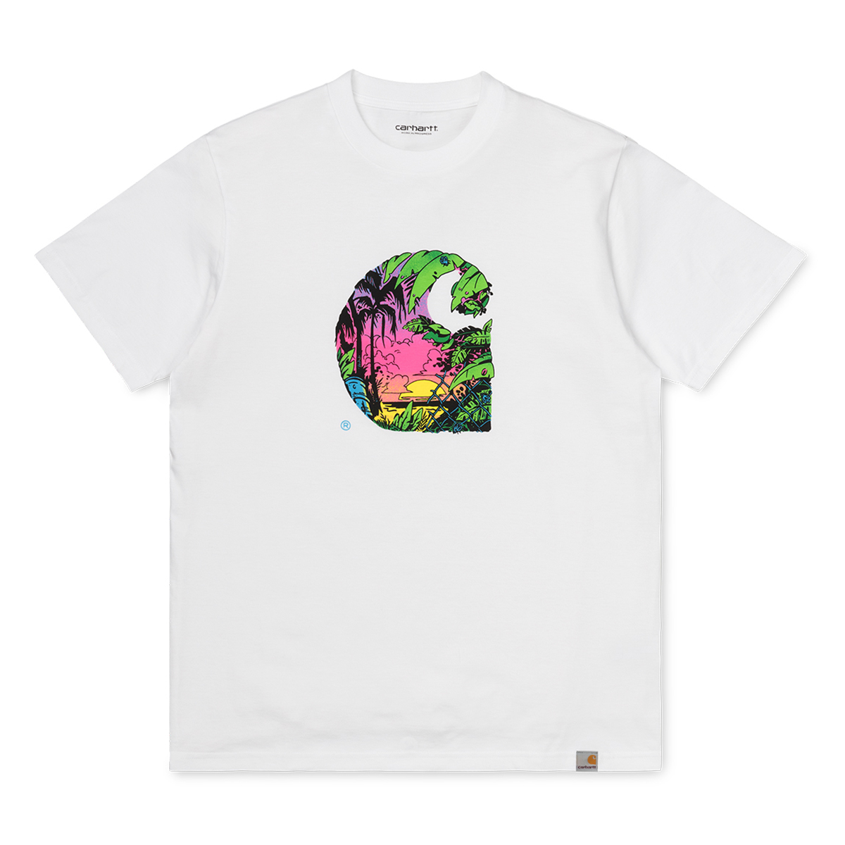 S/S Sunset C T-Shirt