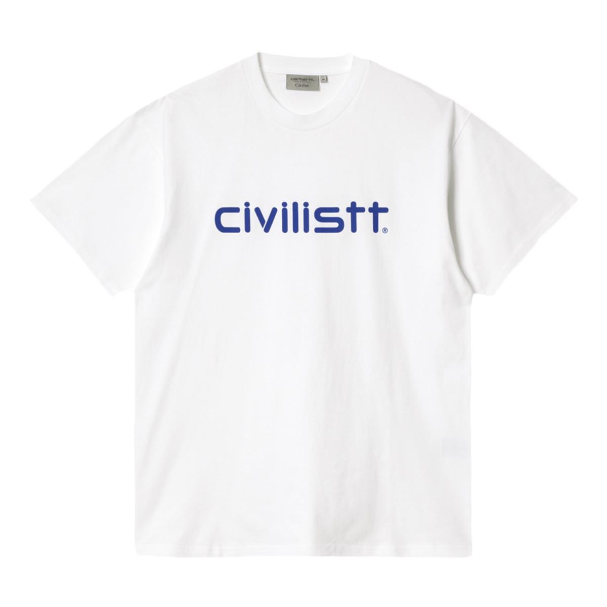 Civilist Script T-Shirt