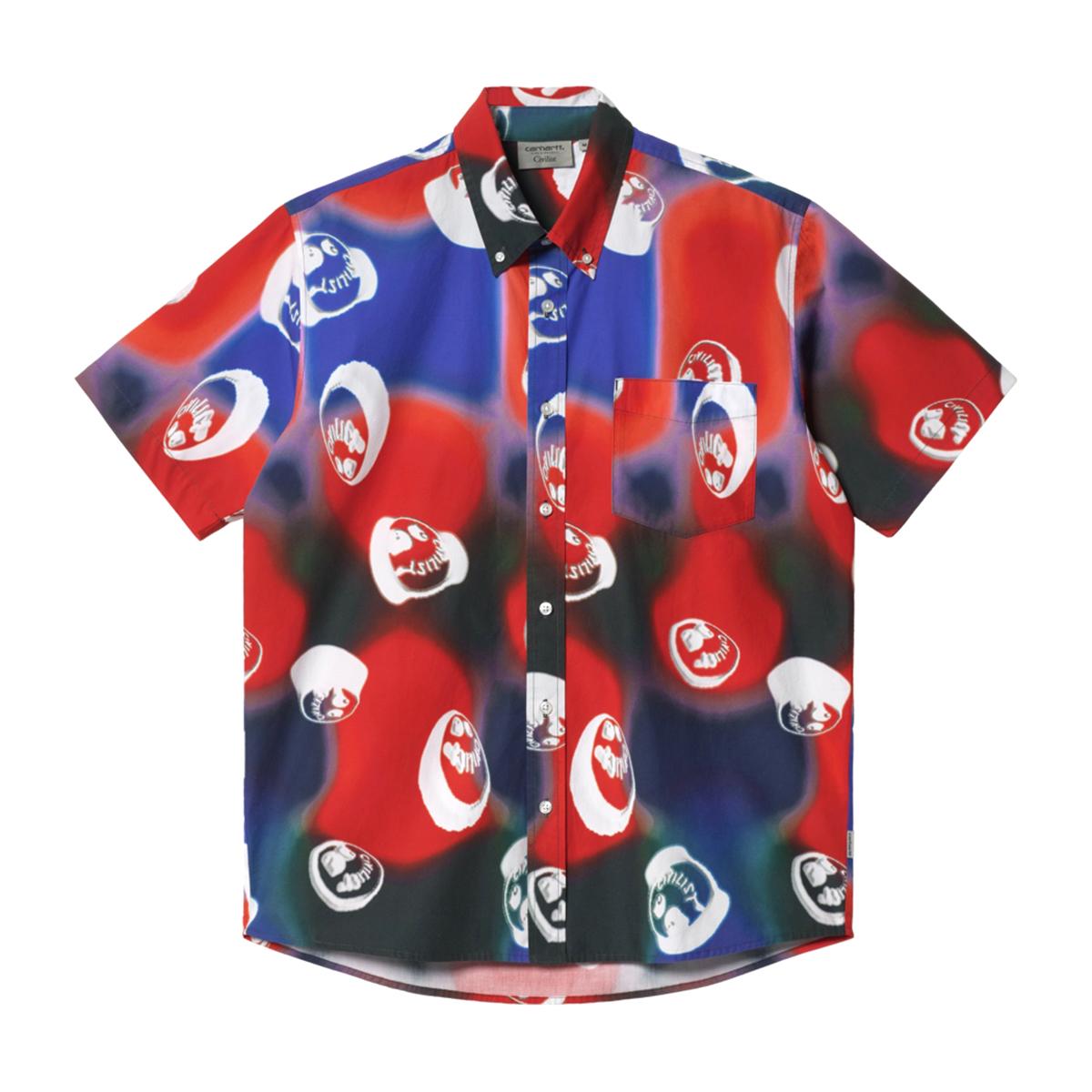 Civilist Allover Pocket Shirt